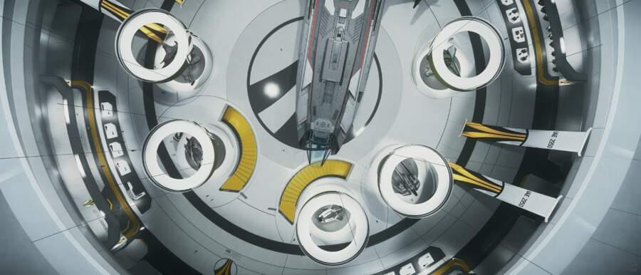 Star Citizen: IAE 2950 Day 3: Overhead