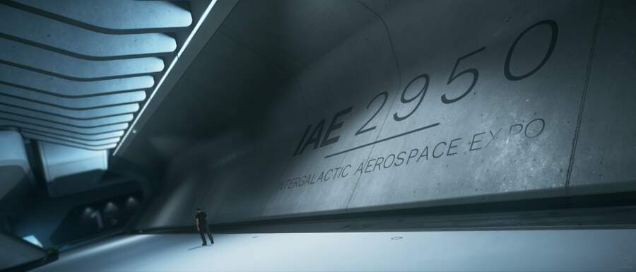 Star Citizen: IAE 2950 Day 3: Long Hall