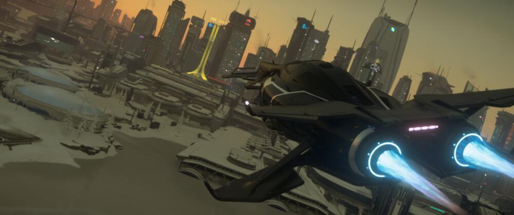 Star Citizen: IAE 2950 Day 5: Razor EX