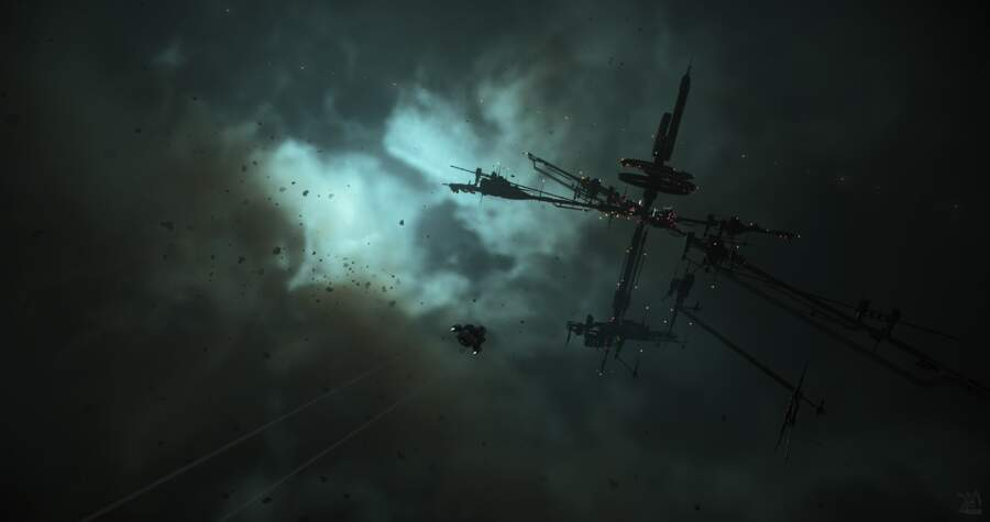 Star Citizen: Space Clouds