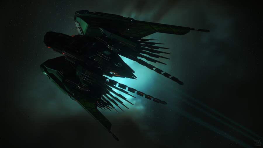 Star Citizen: Talon