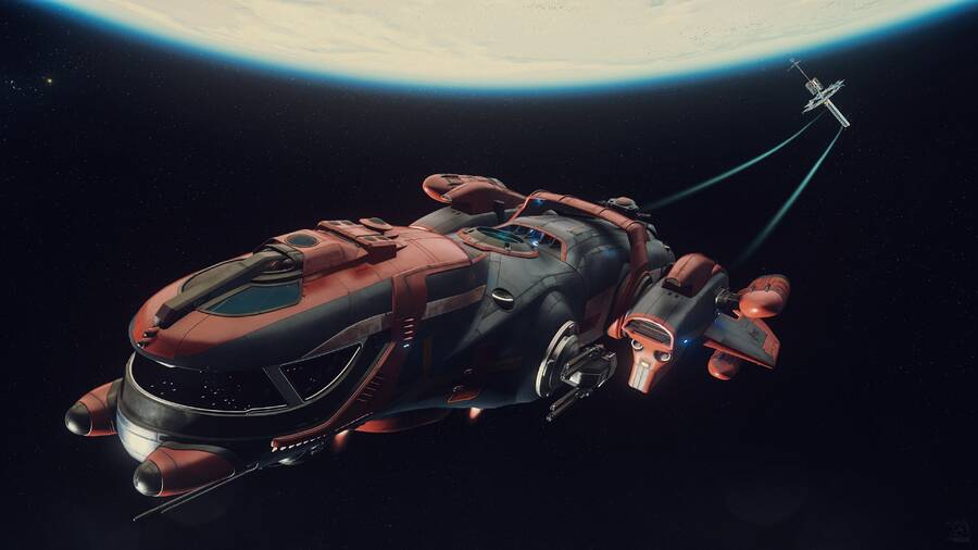 Star Citizen: DUR leaving Tressler
