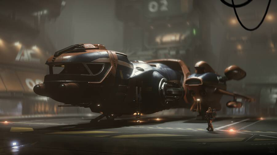Star Citizen: Freelancer DUR