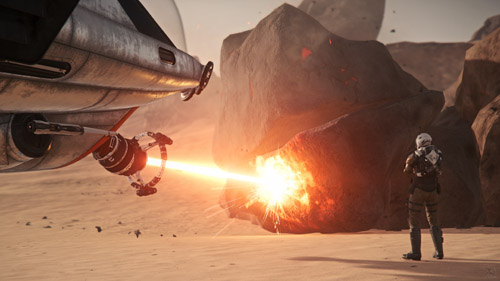 Star Citizen: Miners, Not Minors