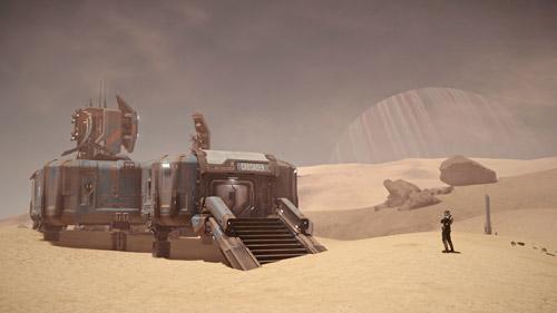 Star Citizen: Remote Outpost