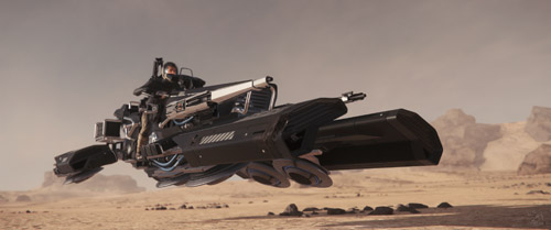 Star Citizen: Sunday Drive (21x9 crop)