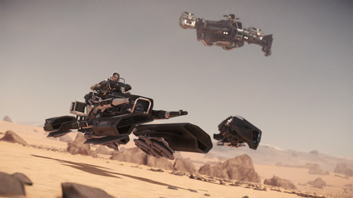 Star Citizen: Exploring Daymar