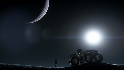 Star Citizen: Exploring Cellin