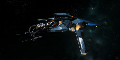 Star Citizen: Mustang Beta