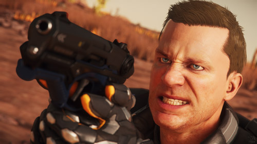 Star Citizen: Pew Pew Face