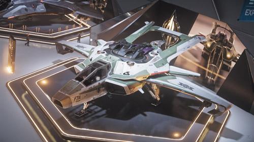 Star Citizen: Intergalactic Arospace Expo 2948 - Aegis