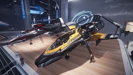 Star Citizen: Intergalactic Arospace Expo 2948 - Origin