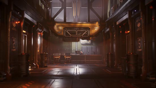 Star Citizen: Inside Lorville