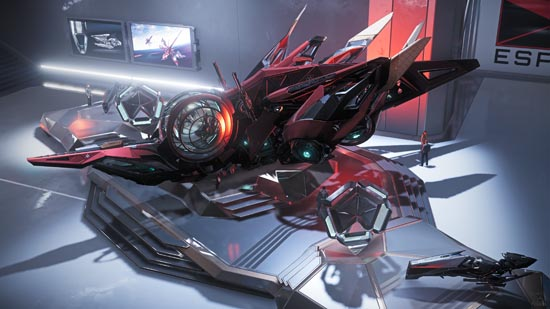 Star Citizen: Intergalactic Arospace Expo 2948 - Exotics