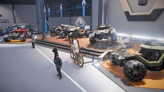 Star Citizen: Intergalactic Arospace Expo 2948 - Spotlight