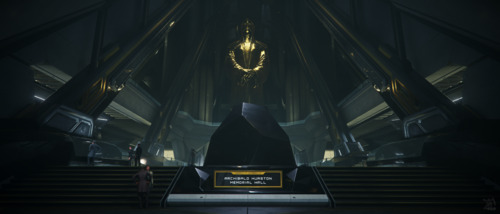 Star Citizen: Hurston Memorial Hall
