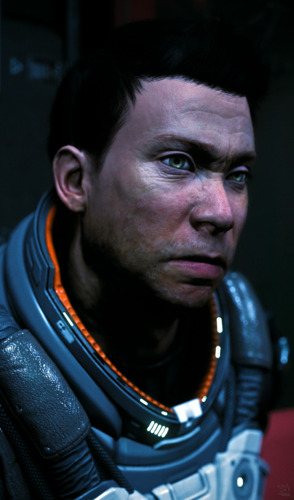 Star Citizen: Portraits at Grim HEX