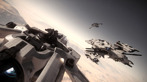 Star Citizen: VIP Escort