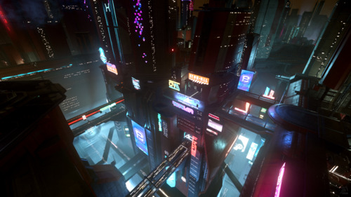 Star Citizen: Bustling City