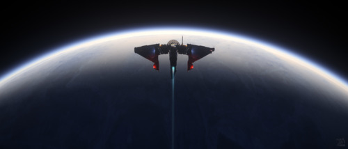 Star Citizen: Over Lyria