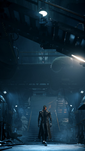 Star Citizen: Menacing Walk