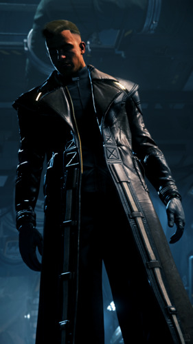 Star Citizen: Shiny Coat