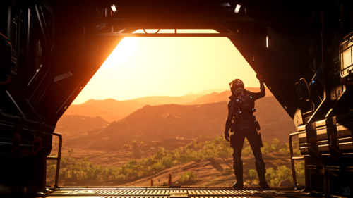 Star Citizen: Beautiful Morning