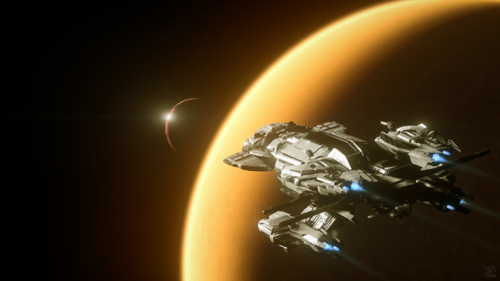 Star Citizen: Heading to Hurston