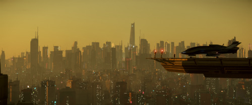 Star Citizen: Dawn Overlook