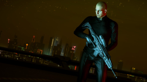Star Citizen: Hitman