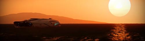 Star Citizen: Sunset Cruise