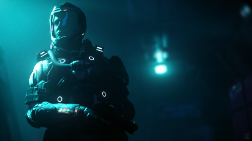 Star Citizen: Who's There?