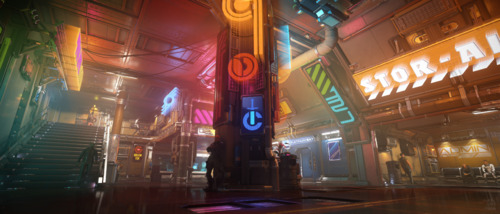 Star Citizen: R&R Station