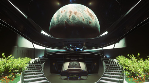 Star Citizen: 890 Jump Atrium