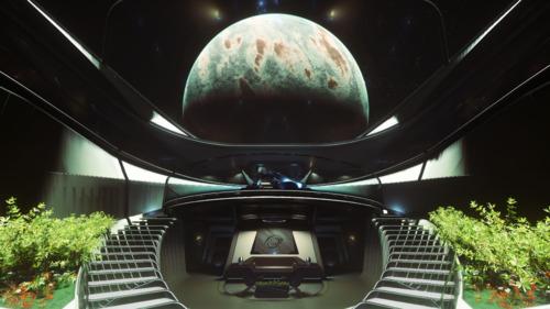 Star Citizen: 890 Jump Atrium