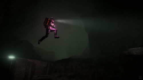Star Citizen: Cave Jump