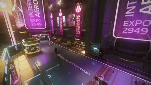 Star Citizen: Intergalactic Aerospace Expo