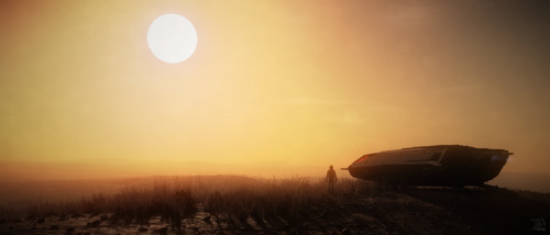Star Citizen: Savanna Sunset