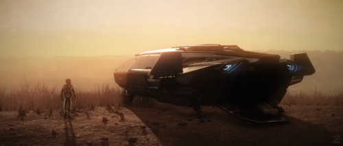 Star Citizen: Oparei Ridge