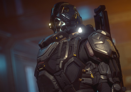 Star Citizen: Defiance Armor