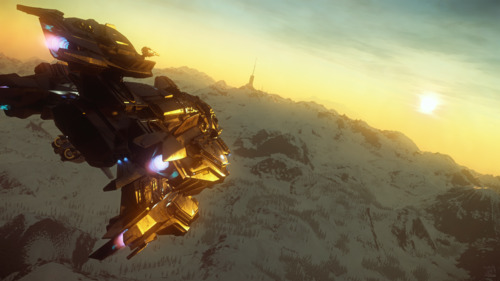 Star Citizen: Leaving New Babbage