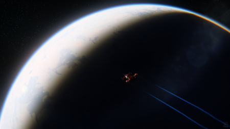Star Citizen: Red and Blue