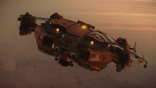 Star Citizen: Valkyrie Liberator