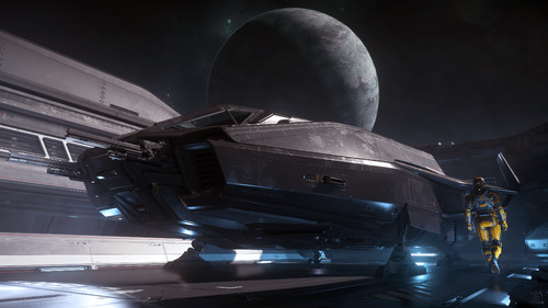 Star Citizen: Prepped For Another Away Mission