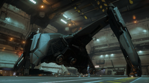 Star Citizen: Prowler