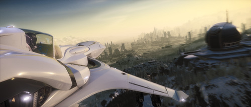 Star Citizen: Archimedes Approaching New Babbage