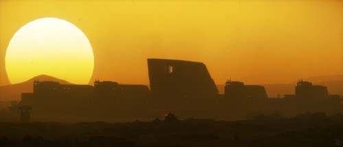Star Citizen: Klescher Sunrise