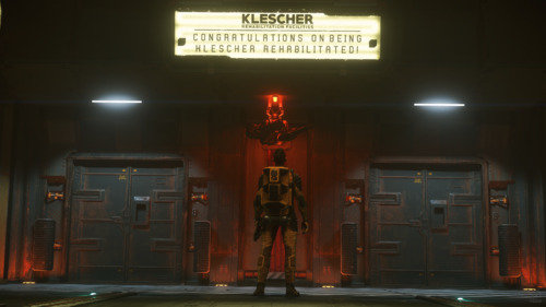 Star Citizen: Congratulations on being Rehabilitated