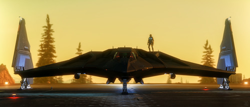 Star Citizen: Eclipse Preflight
