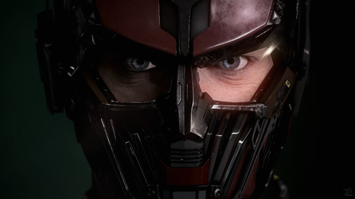 Star Citizen: Oracle Helmet